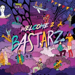 Block B「WELCOME 2 BASTARZ」