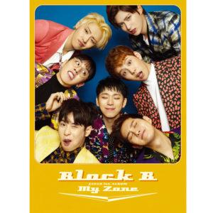 Block B「My Zone <初回限定盤>」