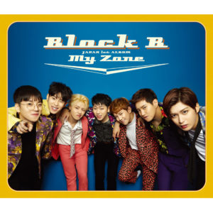 Block B「My Zone <WEB盤>」