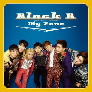 Block B「My Zone <通常盤>」