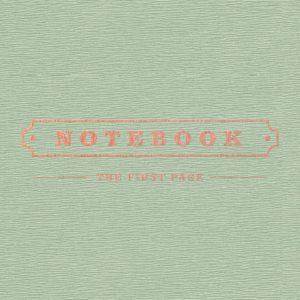 Block B「NOTEBOOK」