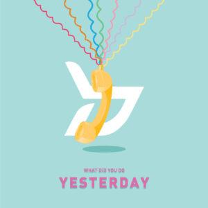 Block B「YESTERDAY」