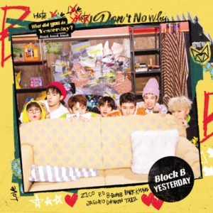 Block B「YESTERDAY <WEB盤>」