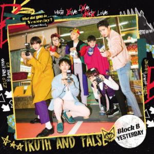 Block B「YESTERDAY <初回限定盤 TYPE-A>」