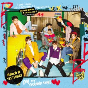 Block B「YESTERDAY <通常盤>」