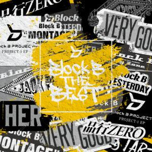 Block B「Block B THE BEST<通常盤>」