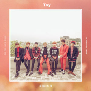 Block B「Toy <通常盤>」